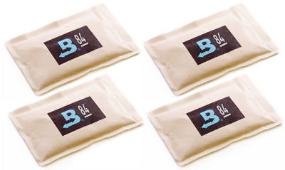 84% Boveda 60 Gram 2-Way Humidity Control Humidipak Humidifier 4 Packets 1481-4