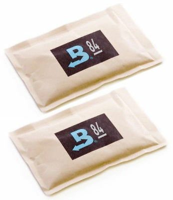 84% Boveda 60 Gram 2-Way Humidity Control Humidipak Humidifier 2 Packets 1481-2