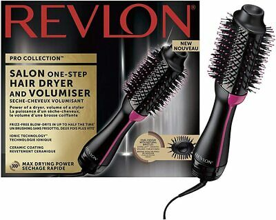 Revlon Pro Collection Salon One- Step Hair Dryer and Volumiser - DR5222