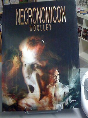 Necronomicon - Patrice Woolley - Kymera