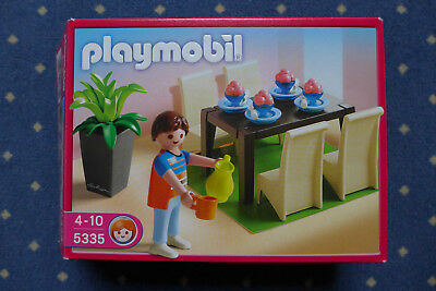 4668 mama mit babyschale kpl in ovp playmobil spezial for Playmobil esszimmer 5335
