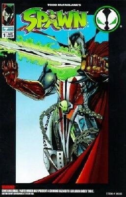 Spawn Action Figure Comics #1 Medieval Spawn Image Comics