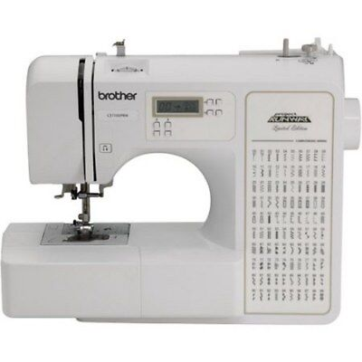 Sewing Machine Brother Computerized Stitch Runway Embroidery Project Electric