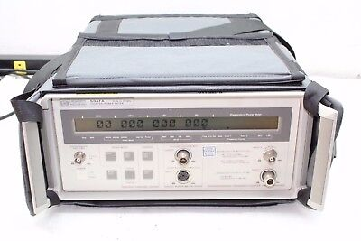 Agilent 5347A 20 GHz Microwave Counter / Power Meter Calibrated