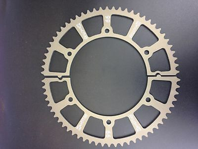 Nitro Manufacturing 66 Tooth Hard-Anodize Go Kart Racing Split Gear Sprockets