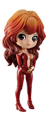 NEW Lupin the Third Q Posket Fujiko Mine Red Figure 14cm BANP37616 US Seller