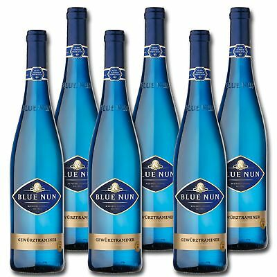 Blue Nun Authentic White Case of 6 Wine 750ML