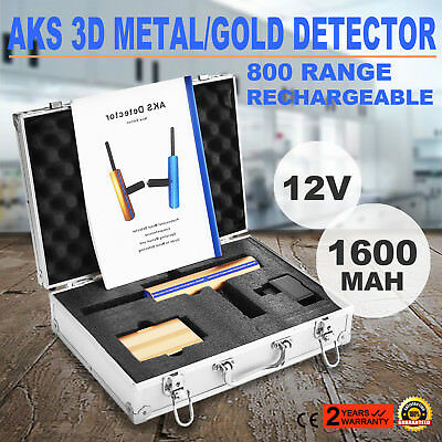 AKS metal Detector Multi-function 2016V Copper  Deep Instrument BRAND NEW