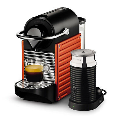 NEW Breville Nespresso Pixie Coffee Machine BEC400XR 2Y Warranty