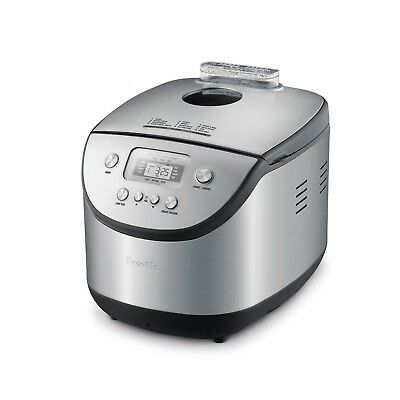 NEW Breville Gourmet Baker BBM400BSS (1 Year Warranty) FAST SHIPPING RRP $249.95