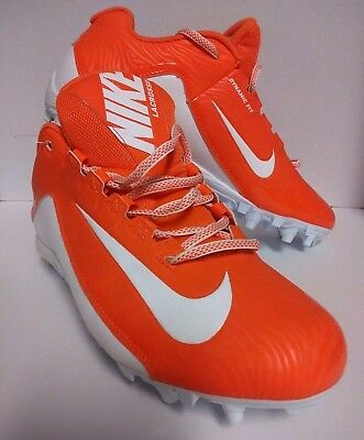 Nike Speedlax 5  Lacrosse Cleats 807158-811 Coral White Women's Size 11.5 NWT