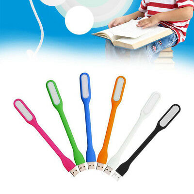 Mini Flexible Gooseneck Clock USB Fan Cool LED Light PC Notebook Time Display DA