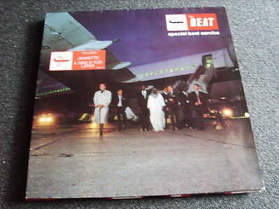 The Beat- Special Beat Service LP-Made in Germany-SKA-OI!-MOD