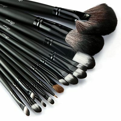 24 Pcs Professional Make Up Brush Set Foundation Brushes Kabuki Makeup Set
