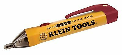Klein Tools NCVT-2 Dual Range Non-Contact Voltage Tester - NEW **Free Shipping**