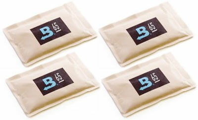 65% Boveda 60 Gram 2-Way Humidity Control Humidipak Humidifier 4 Packets 1481-4