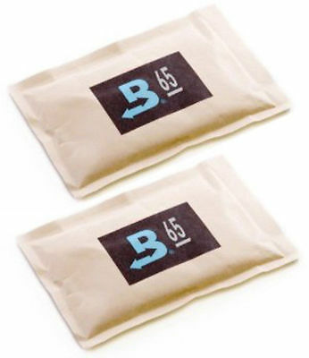 65% Boveda 60 Gram 2-Way Humidity Control Humidipak Humidifier 2 Packets 1481-2