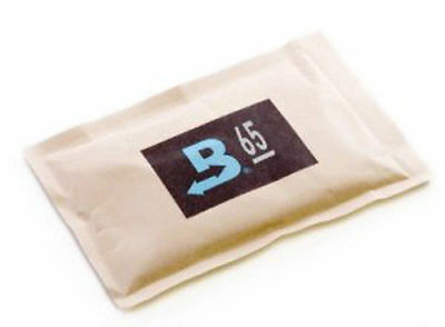 65% Boveda 60 Gram 2-Way Humidity Control Humidipak Humidifier Packet - 1481-1