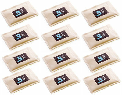 62% Boveda 60 Gram 2-Way Humidity Control Humidipak Humidifier 12 Packet 1481-12