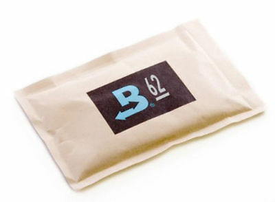 62% Boveda 60 Gram 2-Way Humidity Control Humidipak Humidifier Packet - 1481-1