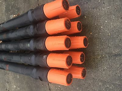 FORGED HDD Drill Pipes For Ditch Witch 1720 M1 Brand New (Bundle 10 Rods)