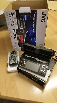 Autoradio DVD/ CD JVC KD- AVX2