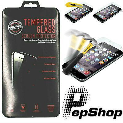 Pellicola Vetro Temperato per Apple iPhone XS/XR/X/8/7/6/5/4/Plus/Max
