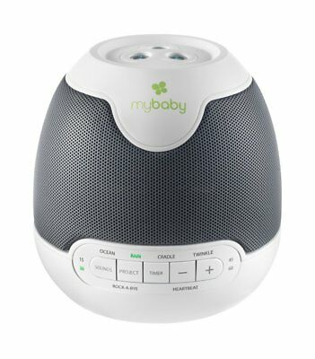 myBaby SoundSpa Lullaby Sounds & Projection, MYB-S305
