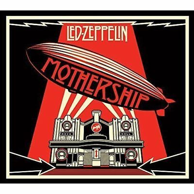 Led Zeppelin - Mothership (2Cd Best Of 2015) Remastered By Jimmy Page...new