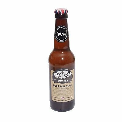 Rosewood Bottom Sniffer Dog Beer 330ml Non-Alcoholic Christmas Festive Treat