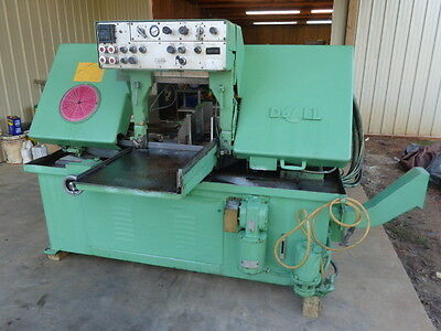 Doall Mdl C1220A Auto-Horizontal Bandsaw   Stk 6723