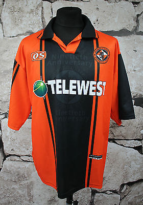 OS _ DUNDEE United 1998/1999 HOME Football Shirt Jersey HOME SIZE XXL ( 567 )