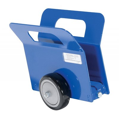Vestil PLDL-LD-2-4PP Lightweight Door and Panel Dolly with Poly on Poly Wheel,