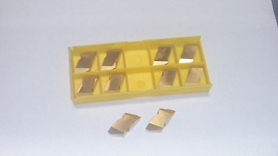 New 10Pcs Nt-4R Tin  Carbide Inserts