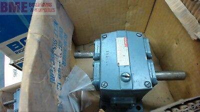 Boston Gear Tw113A-200 Am1 Inline Gear Reducer .120 Input Hp,
