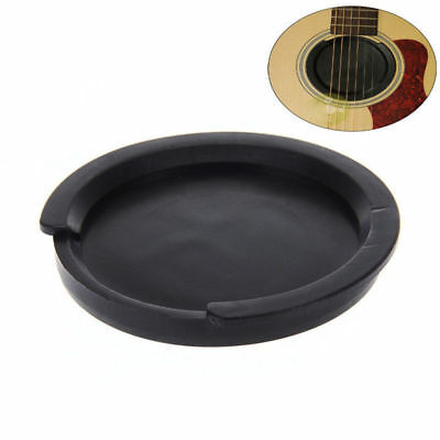 10cm Acoustic Guitar Feedback Buster Soundhole Cover Sound Buffer Hole Protector