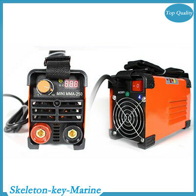 Latest Mini MMA Electric Welder 220V 20-250A Inverter ARC Welding Machine Handy