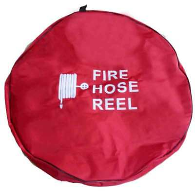 """Fire Hose Reel """"Round"""" Cover. Protect Your Fire Hose reel From The Elements."""