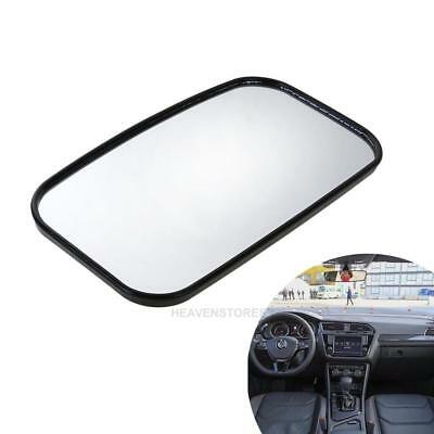 Car Center Mirror Wide Large Adjustable Rear View Clear Mirror for UTV Off Road