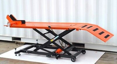 Motorcycle Lift Bench, Hoist, Air /hyd Lift Work Bench (Mb6003O)