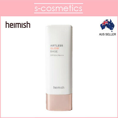 [HEIMISH] Artless Glow Base SPF 50+ PA+++ 40ml Makeup Primer Sunscreen