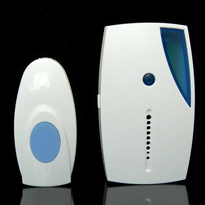 Waterproof LED Wireless Doorbell Remote Control Door Bell 36 Tune Chimes Songs