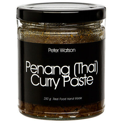 NEW Peter Watson Penang Curry Paste 250g