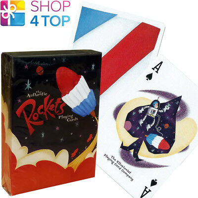 Ellusionist Rockets Playing Cards Deck Bicycle Magic Tricks Uspcc New