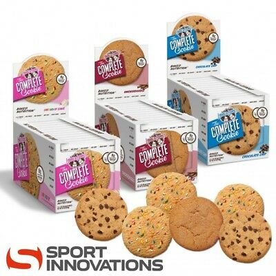 (22,05€/1kg) Lenny & Larry's Complete Cookie Eiweiß Protein Snack 12 x 113g