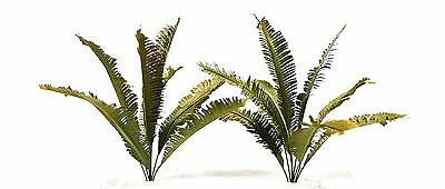 New Jungle Palm Leafs Set 1/35 10 Cm. Height. Tpv-069.