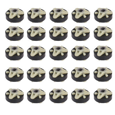 25PCS Direct Drive Washer Motor Coupler 285753A For Whirlpool Kenmore Magic Chef