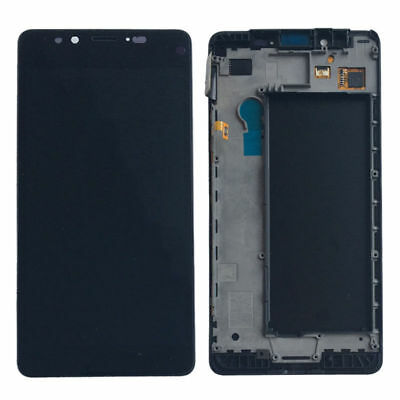 For 5.2'' Microsoft Lumia 950 LCD Display Touch Screen Digitizer Frame Assembly