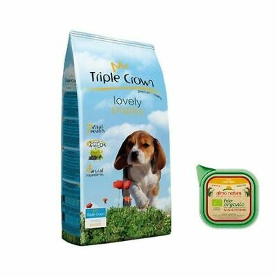 Pienso para perros cachorros y madres TRIPLE CROWN TRIPLE CROWN LOVELY PUPPY