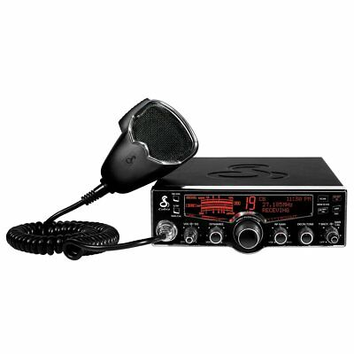 Cobra 29LX 40 Channel CB Radio w/NOAA Weather Scan Multi-Color LCD Display NEW